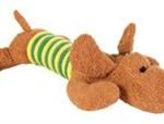 Legetøj er vigtigt for hundens velvære (Foto Petworld.dk)