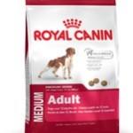 Der er mange mærker - Væg Royal Canin (Foto Petworld.dk)